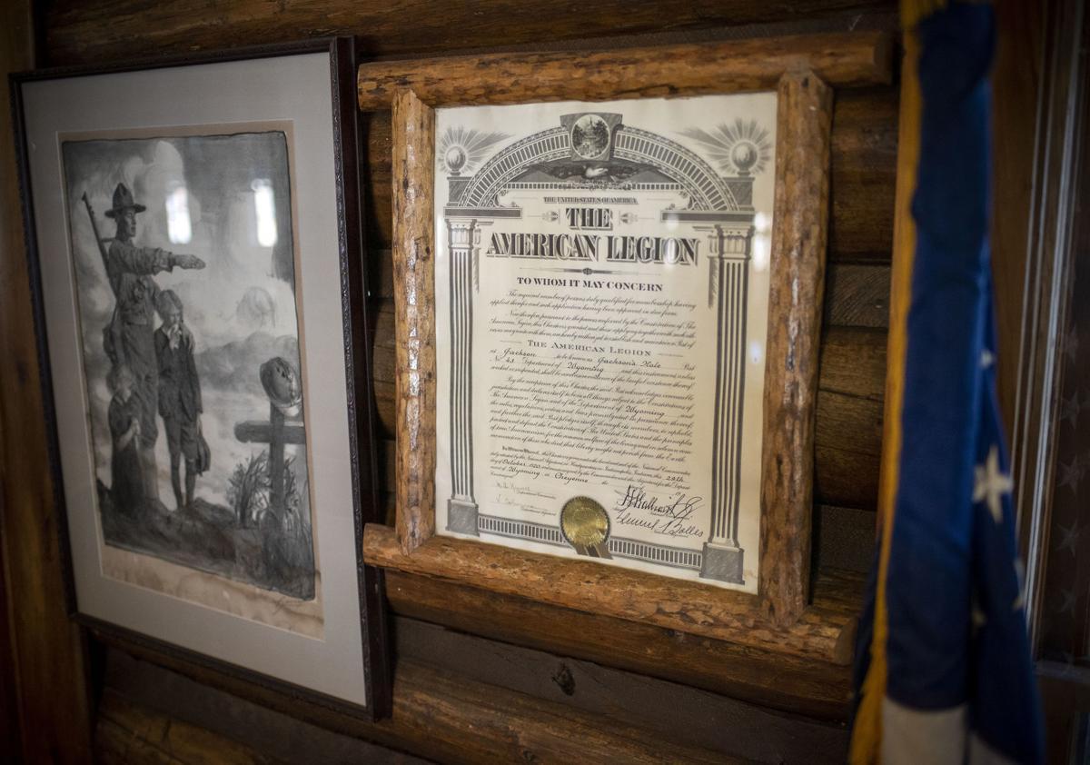 American Legion Post 43 turns 100