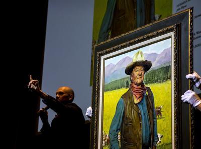 Fall Arts Festival art auction