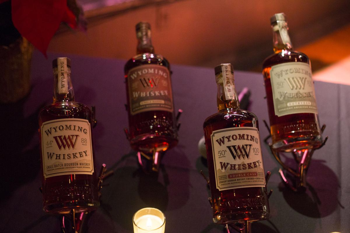 Wyoming Whiskey Bartender Shootout