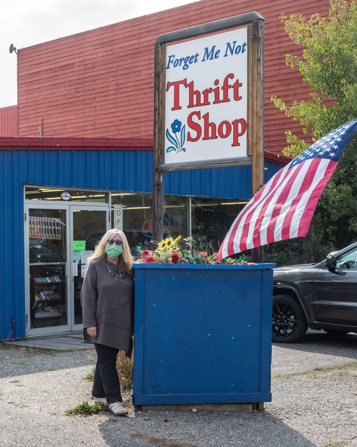 Forget-Me-Not Thrift Shop closing