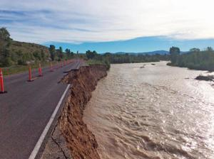 Park officials to discuss Gros Ventre Road tonight