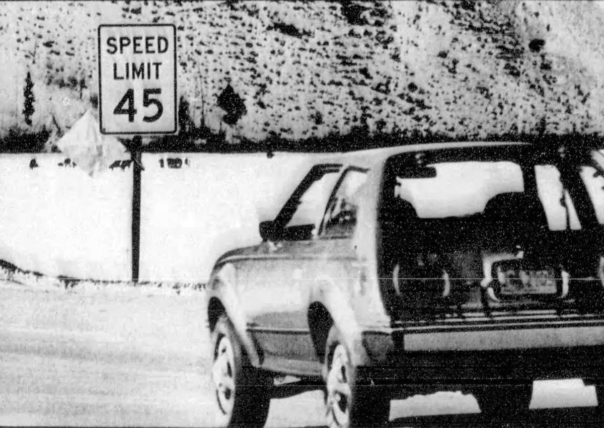 Highway 22 speed limit