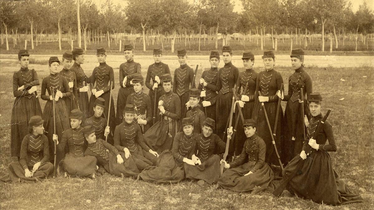 Lost Womens Militia