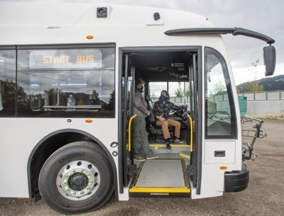 Electric START bus