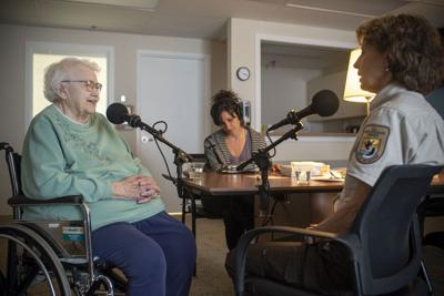 StoryCorps at Living Center