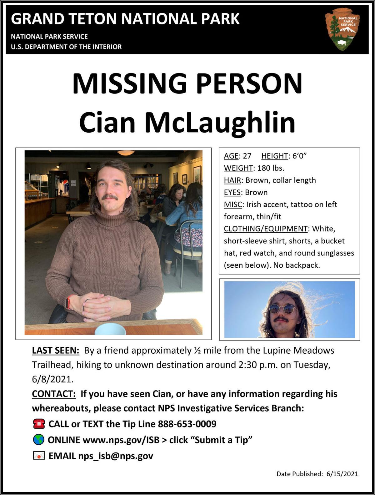McLaughlin flyer