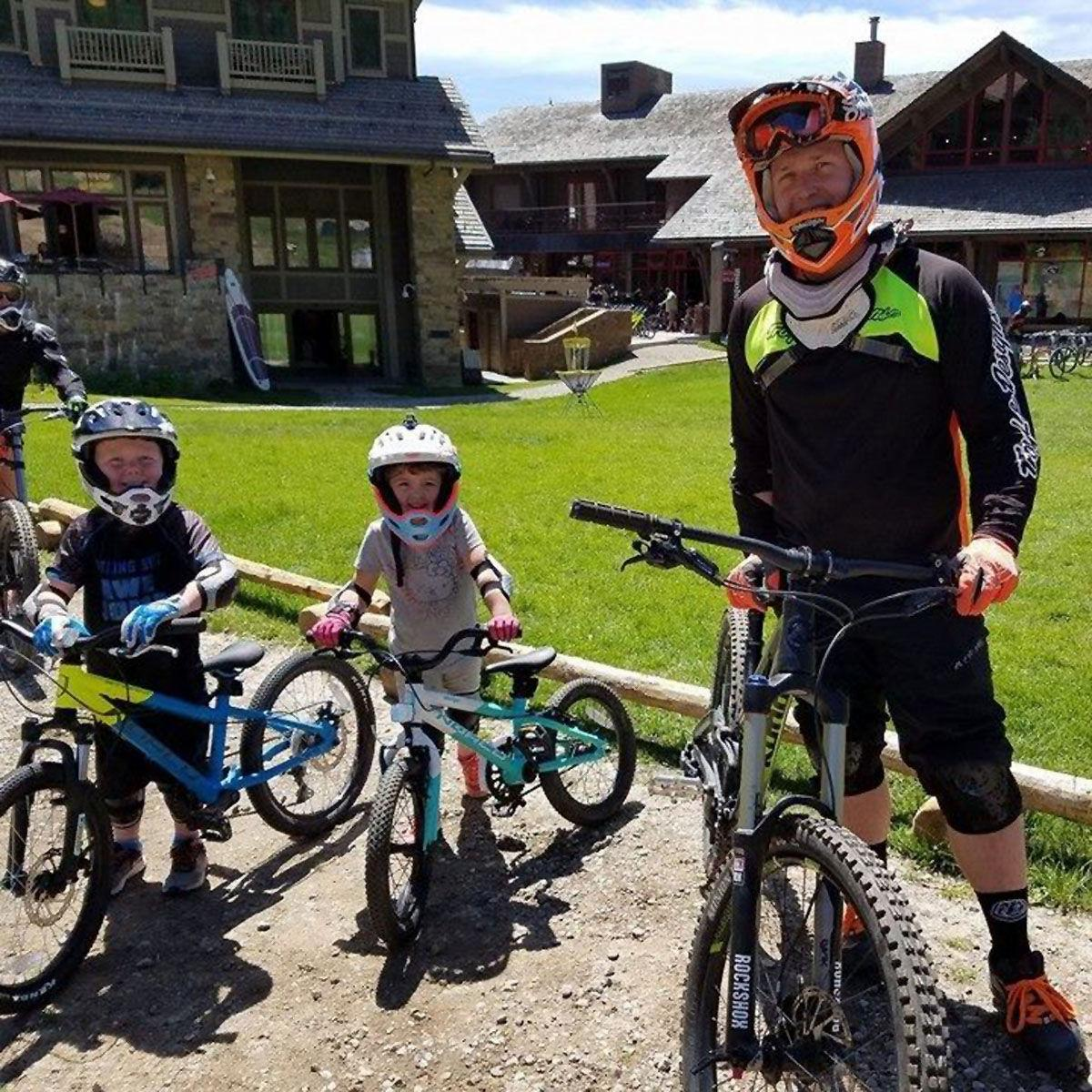 Creating A Mountain Bike Culture For Kids Valley