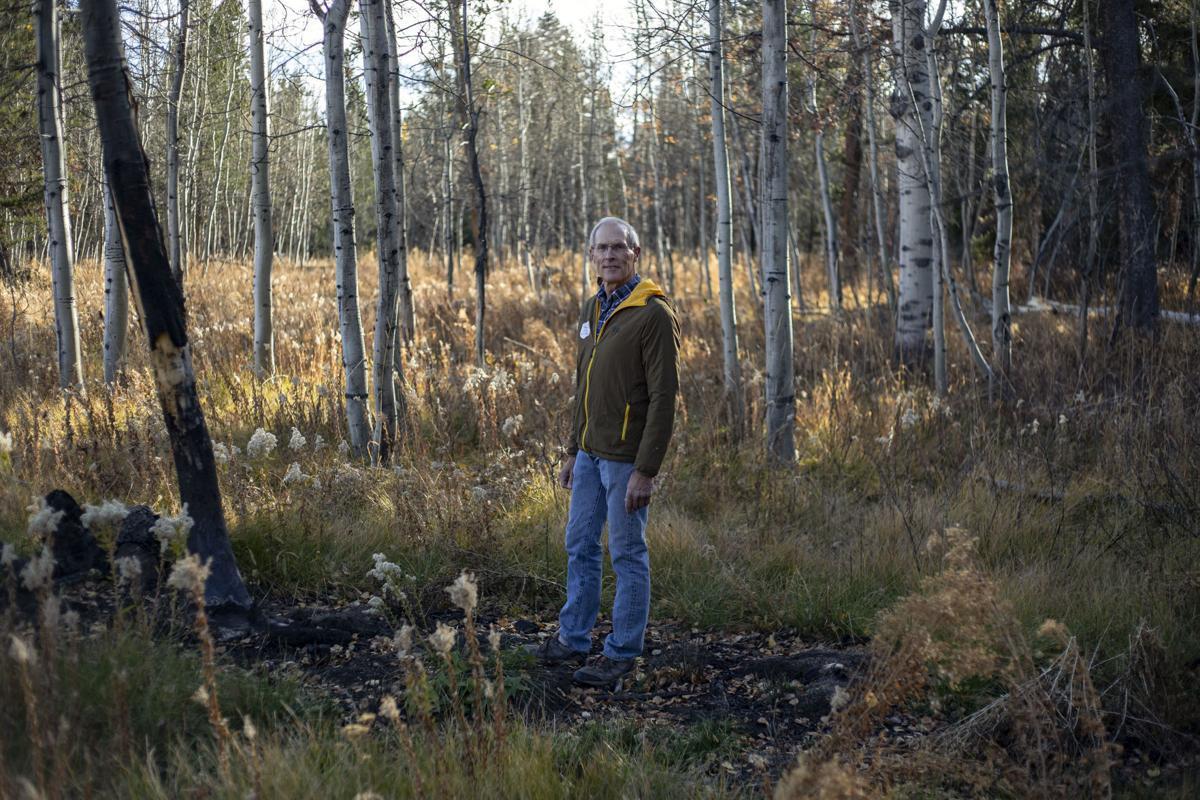 Greg Nelson, an ambassador for Teton Area Wildfire Protection Coalition
