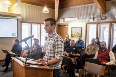 Elected officials discuss COVID-19 precautions