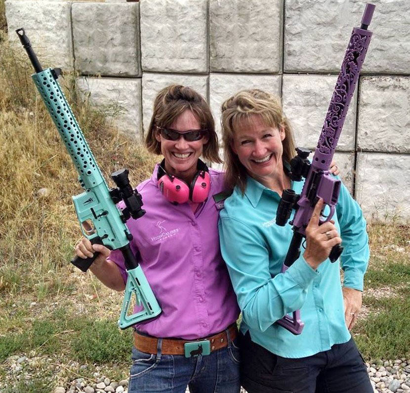 Sherwood Aims To Teach Gun Safety Jackson Hole Woman