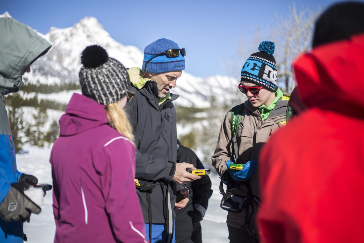 Snow Science Field Trip