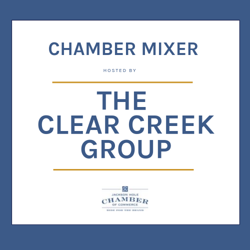 Chamber Mixer Hosted by The Clear Creek Group