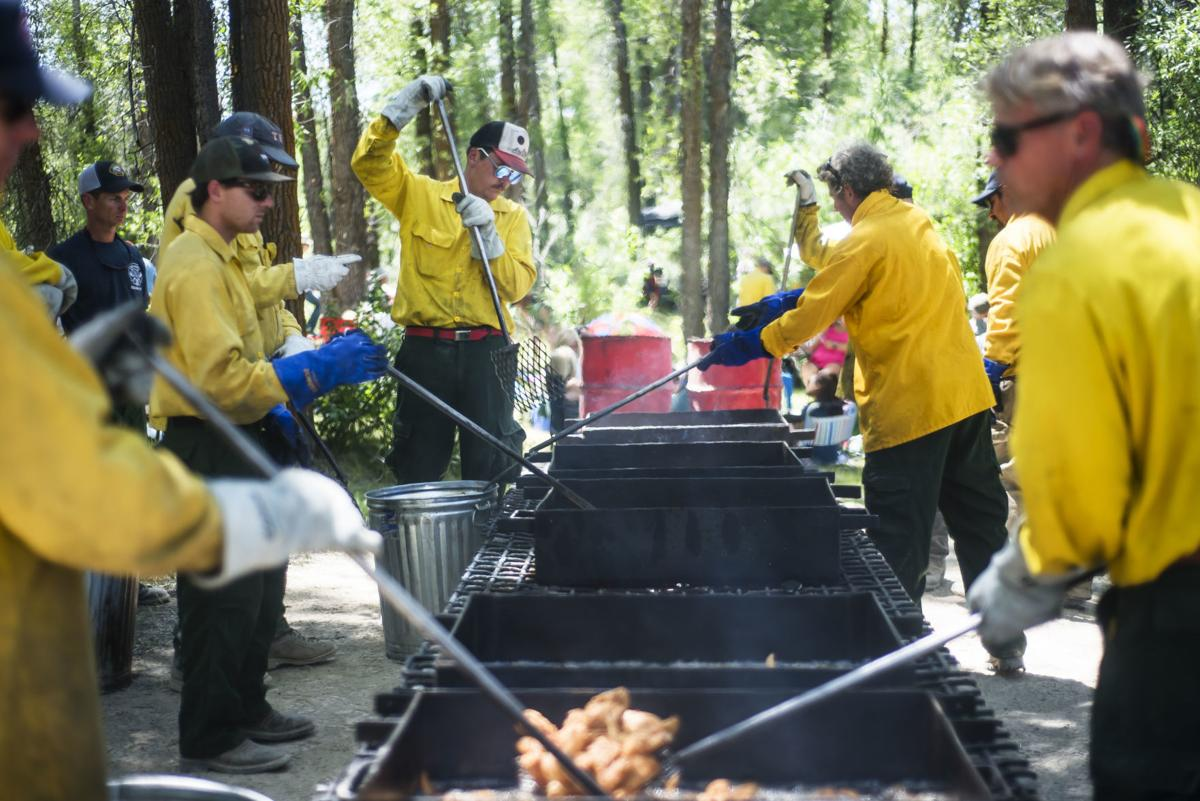 Wilson Fire Department's 52nd Annual Chicken Fry