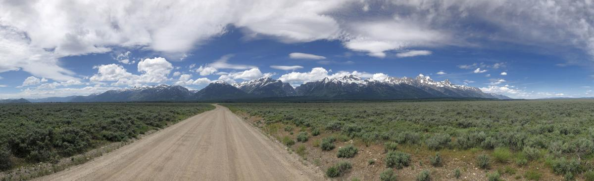 Grand Teton National Park's plan to pave road puzzles ...