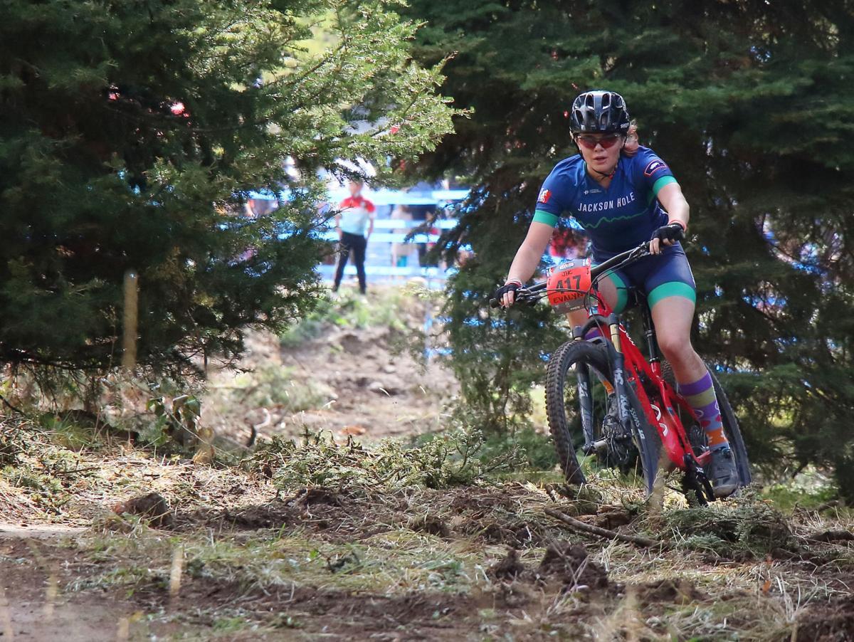 Grand Charge mountain bike race