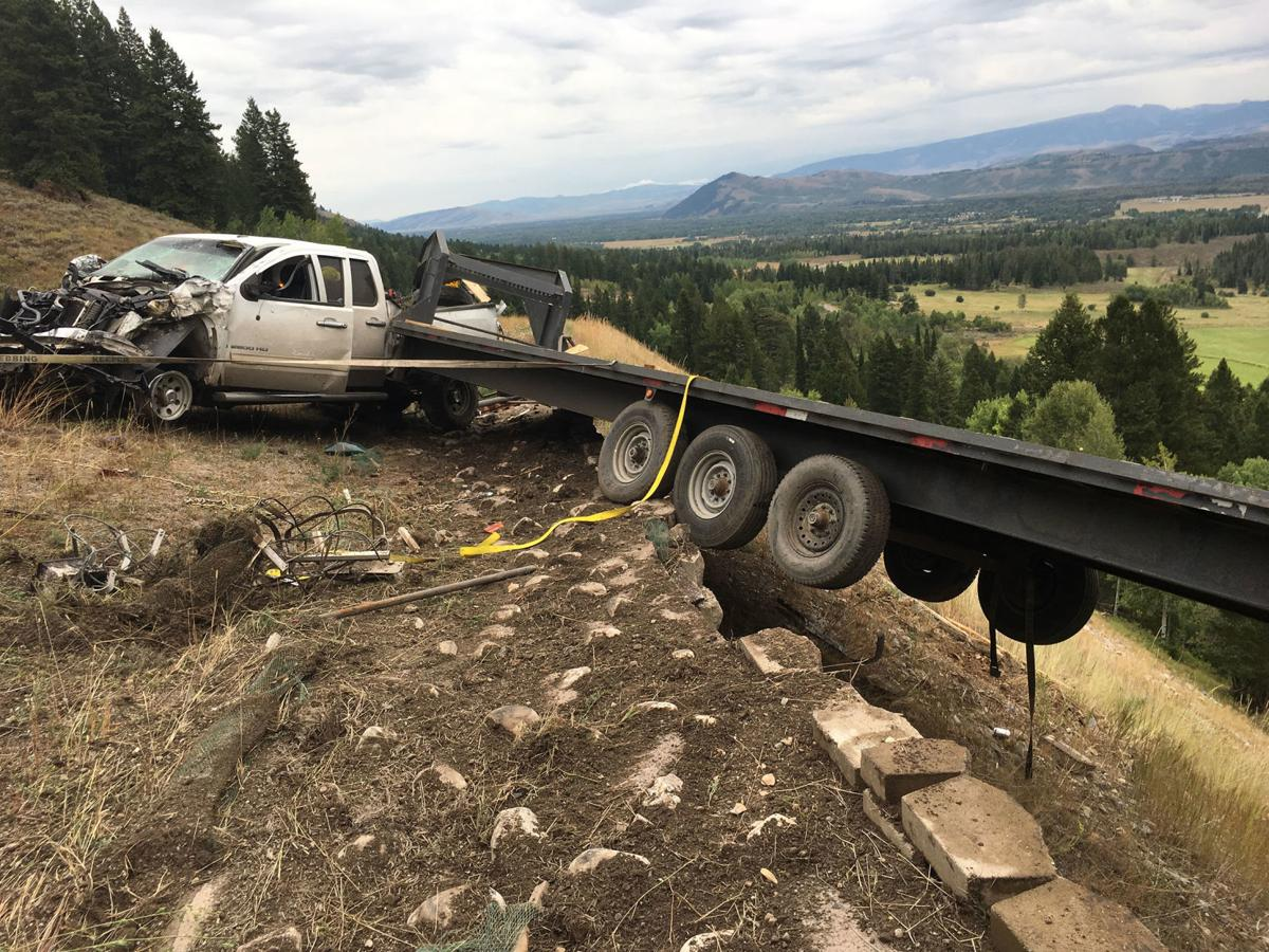 Highway 22 wreck