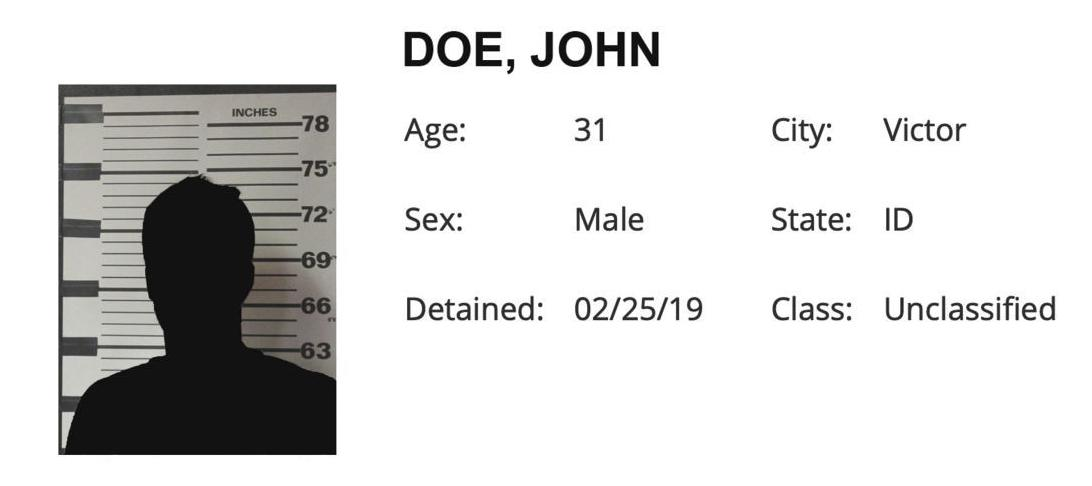 End is near for Jackson Hole inmate list | Cops & Courts