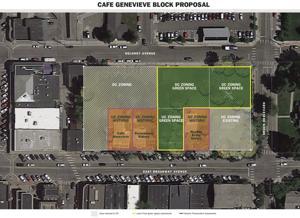 Historic block rezone advances, campaign announces new $1M challenge