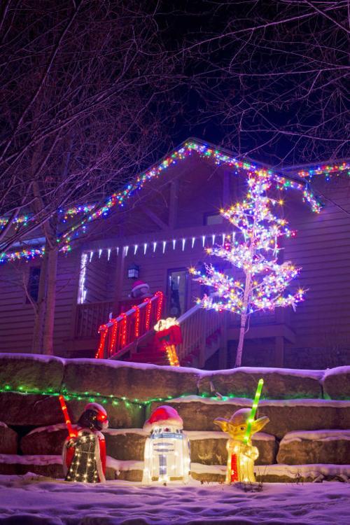 christmas light tour - Christmas Light Tour