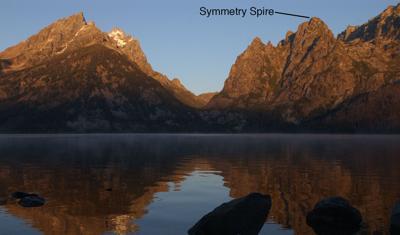 Symnmetry Spire climbing accident