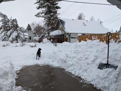 Cheyenne Snowstorm