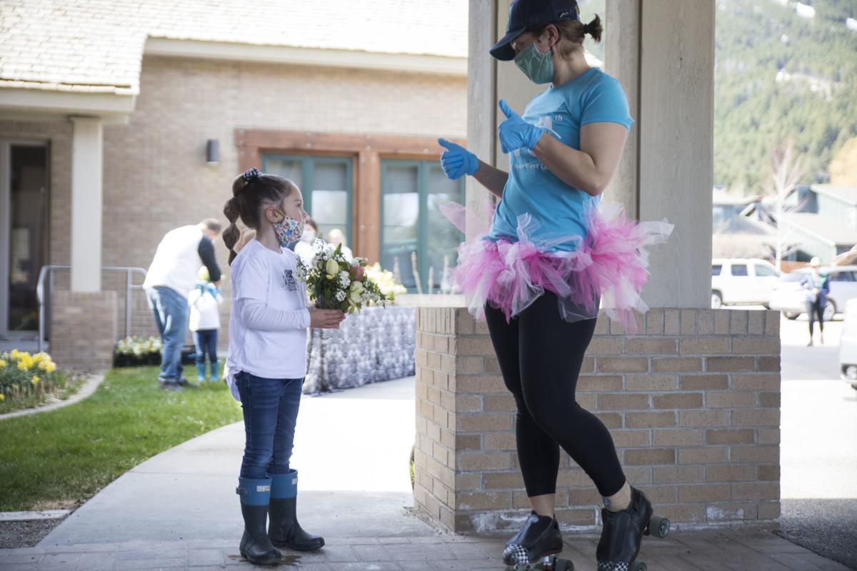 Senior Center celebrates Mother's Day