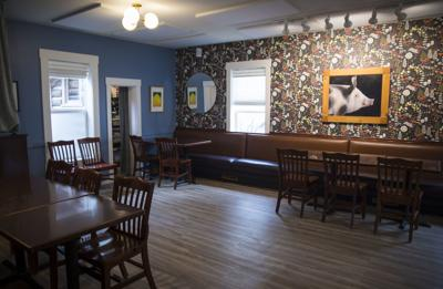 Cafe Genevieve prepares to reopen