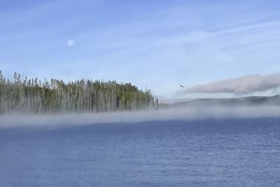 Shoshone Lake search and rescue for two men