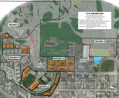 Snow King Resort master plan amendment