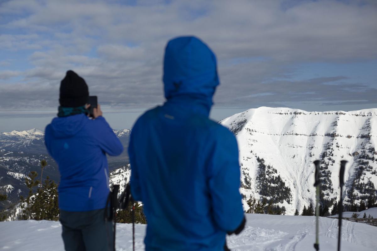 Taylor Mountain avalanche