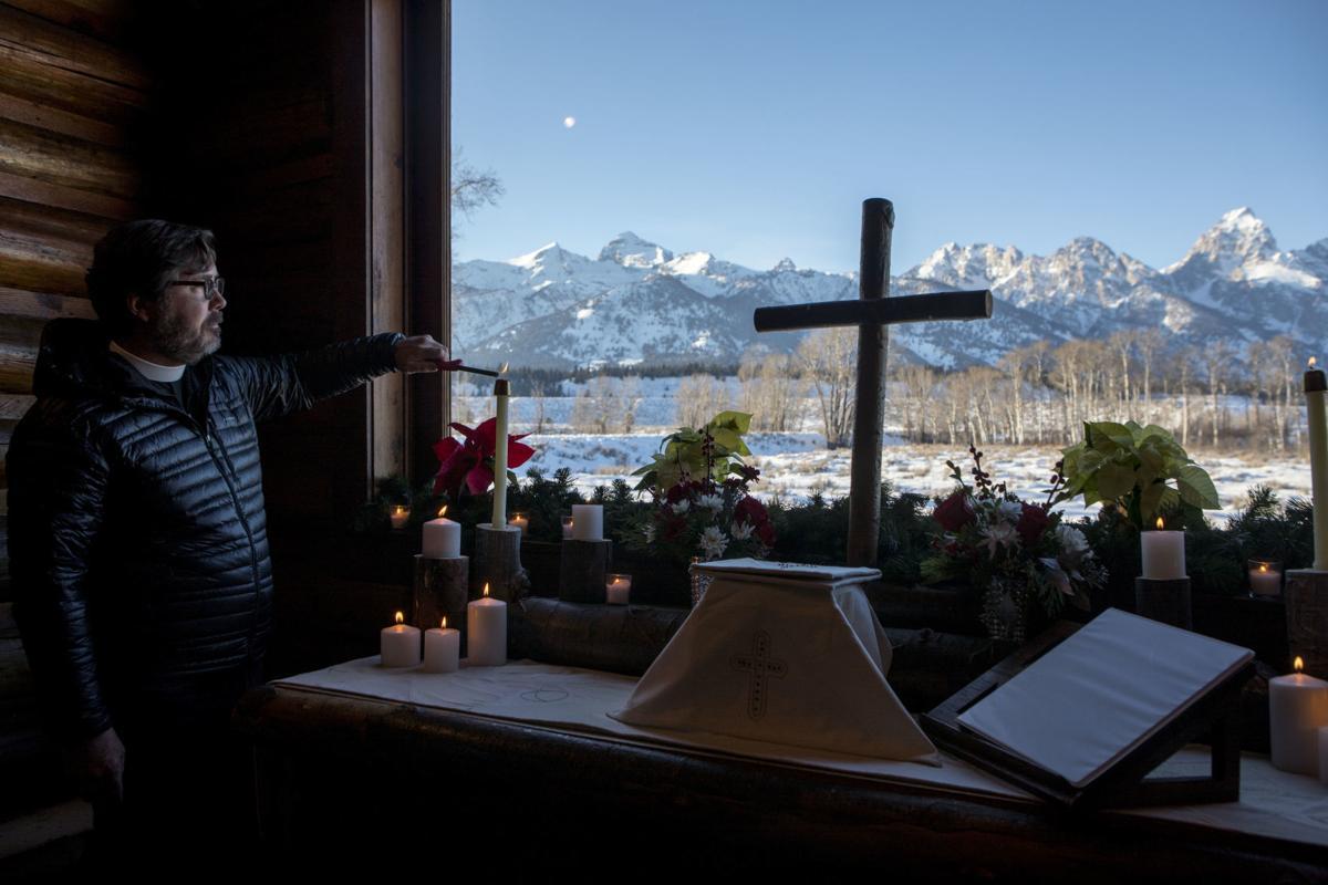 St. John's Christmas service