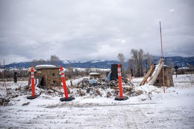 Roundabout damage