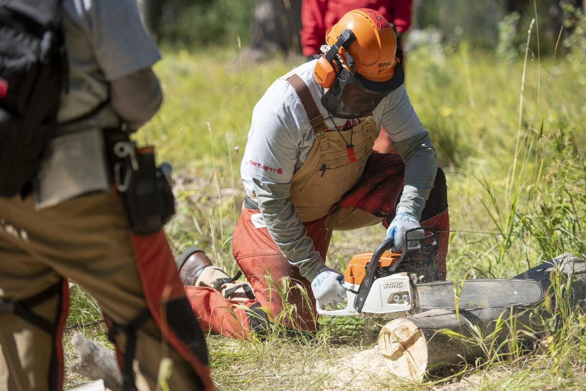 Team Rubicon Chainsaw