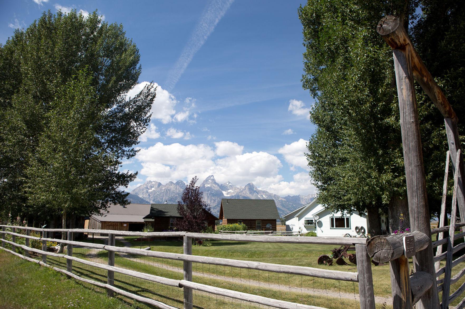 Last private acre on Mormon Row to go to Teton park