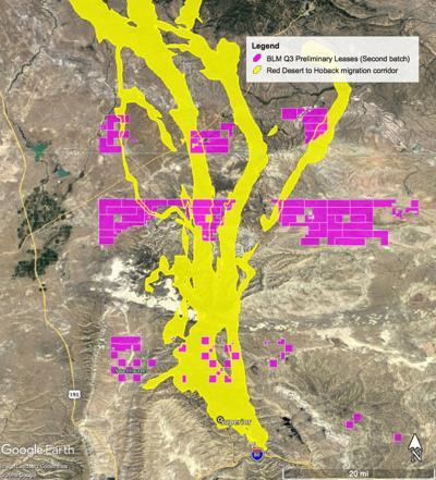 Feds Boost Drilling Sale In Hoback Deer Path Environmental