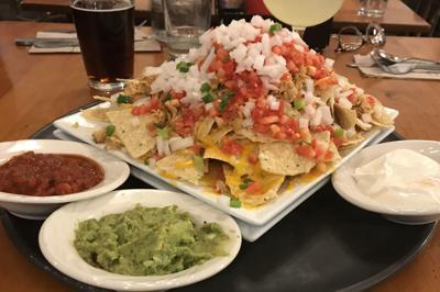 Signal Mountain nachos