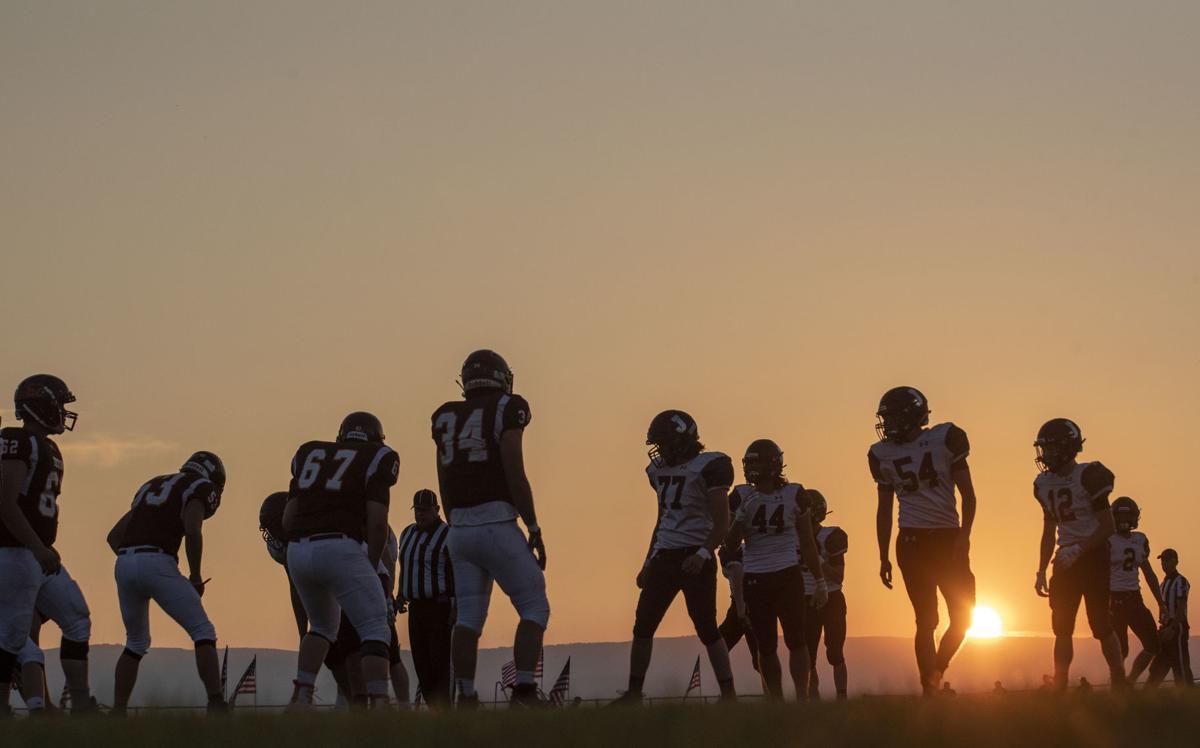 JHHS football vs. Teton