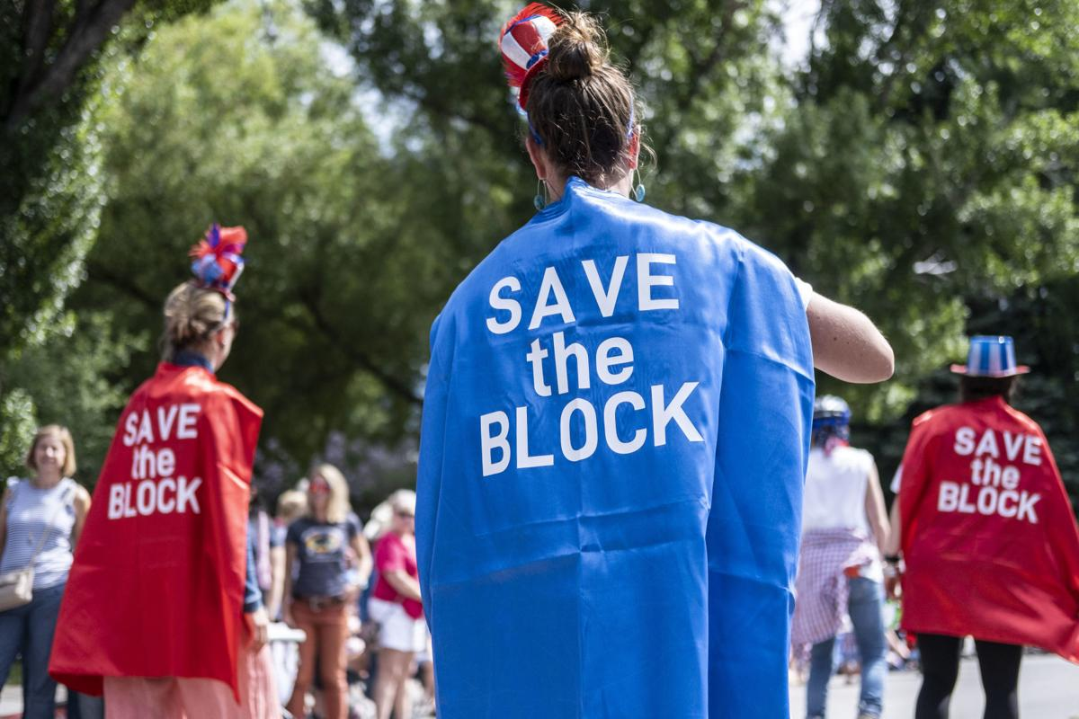 Save the Block