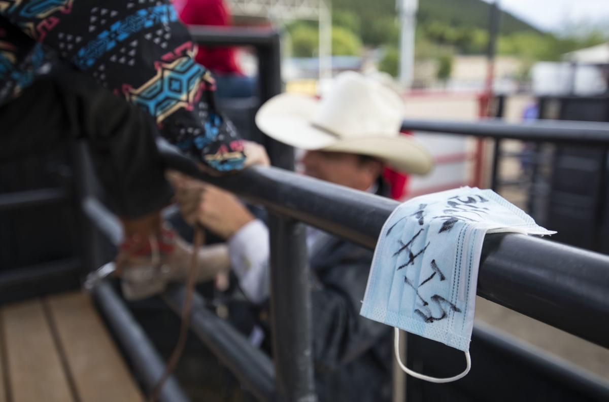 Rodeo returns to Jackson