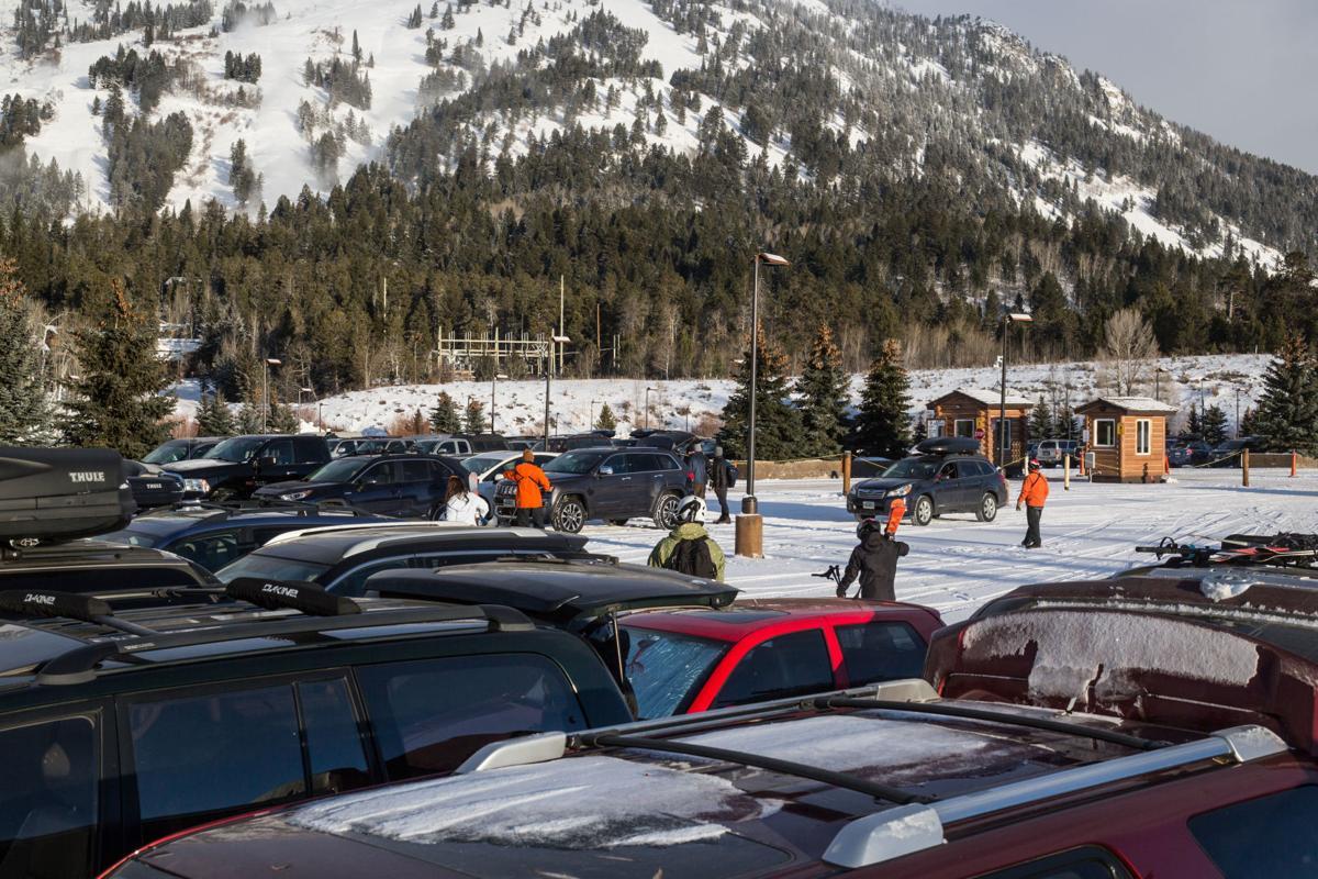 Opening Day at Jackson Hole Mountain Resort