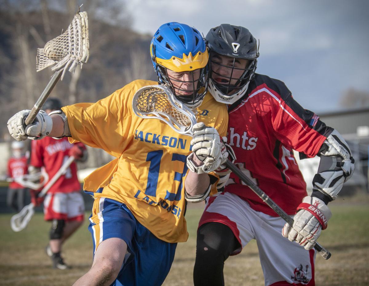 Jackson lacrosse vs. Hillcrest