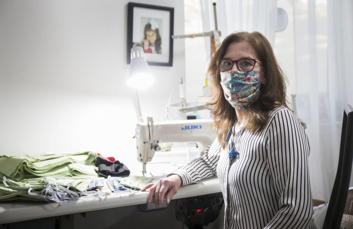 Jackson resident makes over 2,400 masks