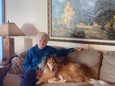 Obituary - Maralyn Holman Larson