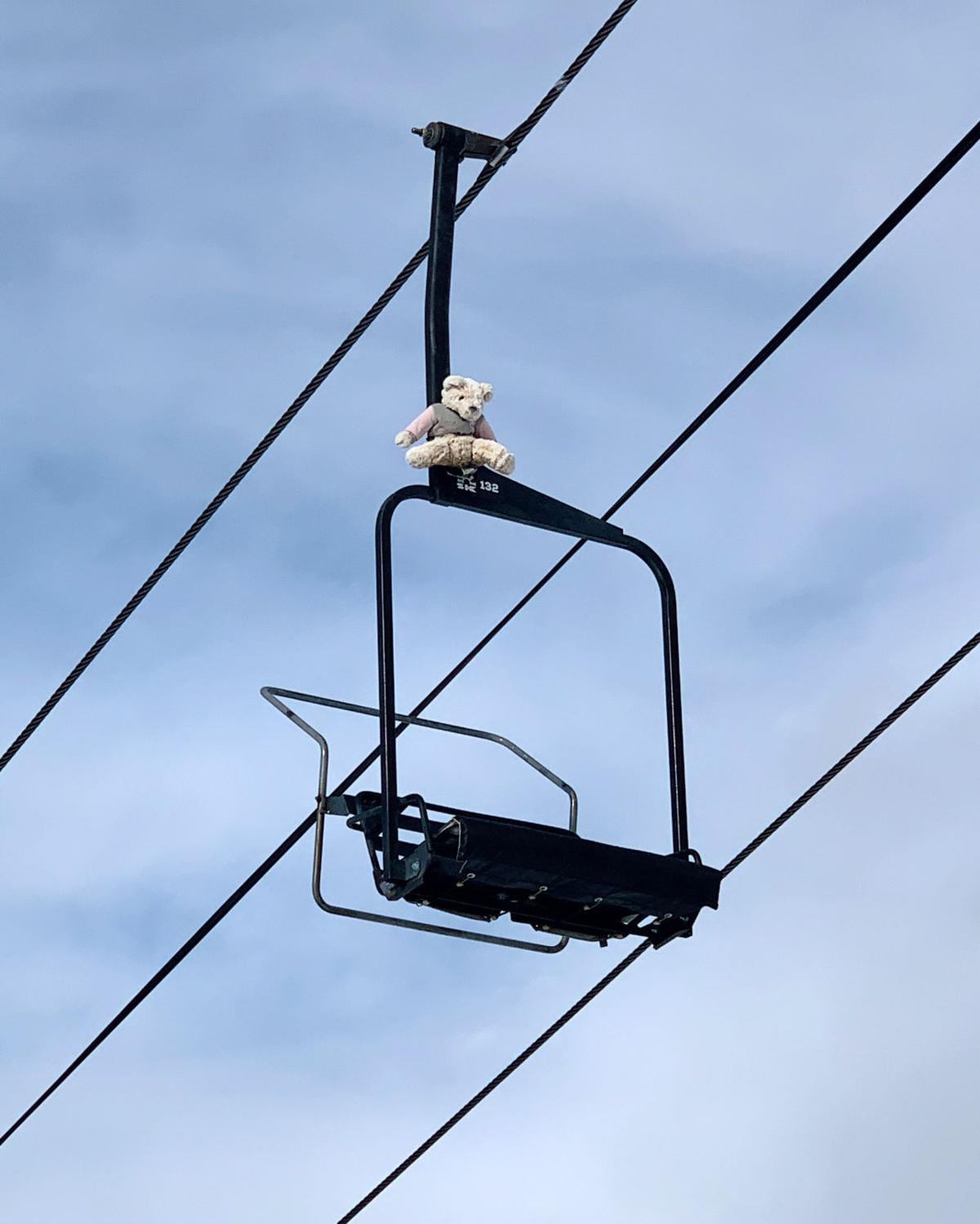 Snow King Summit chairlift