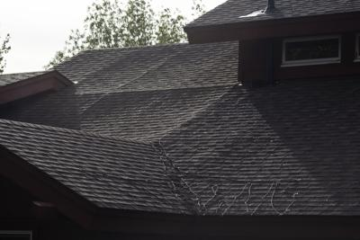 Melody Ranch Townhomes roofs failing