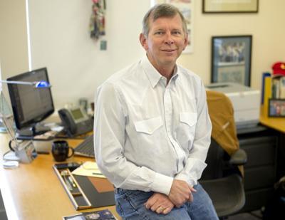 Aspen Travel owner Randall Feagin