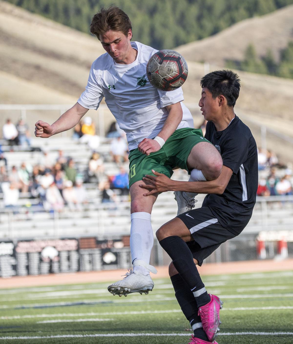 JHHS soccer vs. Kelly Walsh