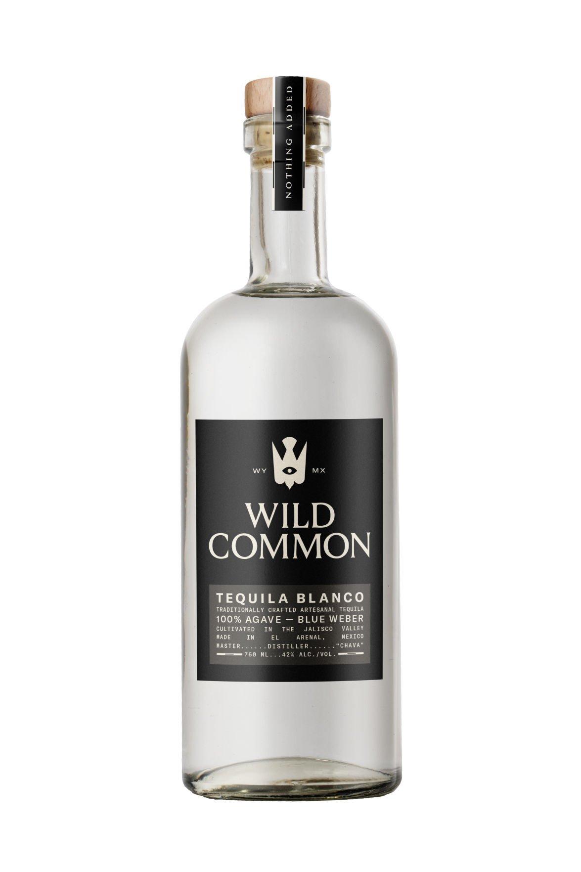 Wild Common tequila
