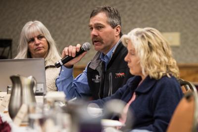 Yellowstone Ecosystem Subcommittee of the Interagency Grizzly Bear Committee Spring Meeting