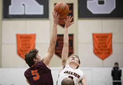 Broncs vs. Teton High basketball